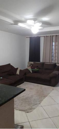 Imagem 1 de 10 de Casa Com 3 Dormitórios À Venda, 40 M² Por R$ 250.000,00 - Vila Dos Comerciarios Ii - Taubaté/sp - Ca4184