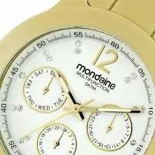 Relógio Mondaine Feminino 94358lpmgdp4 Original Selo Ipi Nf