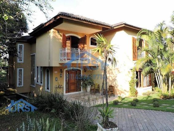 Condomínio Nova Higienópolis Sobrado Com 4 Dormitórios À Venda, 585 M² Por R$ 1.850.000 - Nova Higienópolis - Jandira/sp - So1048