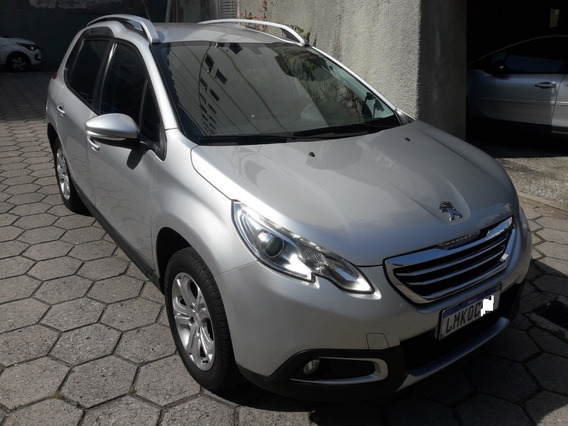 Peugeot 2008 Allure At 2016/2017 - 1.6 Automático - At