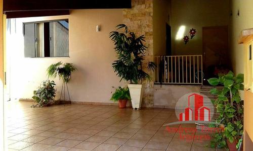 Imagem 1 de 26 de Casa À Venda No Bairro Residencial Sítio Santo Antônio - Taubaté/sp - 1459