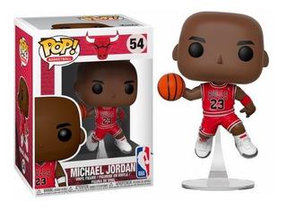 Funko Pop Nba Chicago Bulls Michael Jordan 54 Original