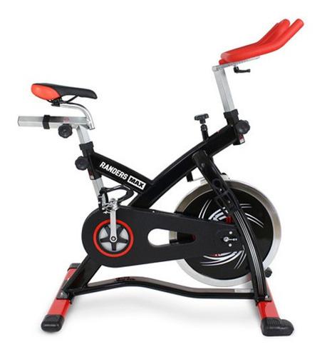 Bicicleta Spinning Profesional Randers Max Fc58h H/140kg