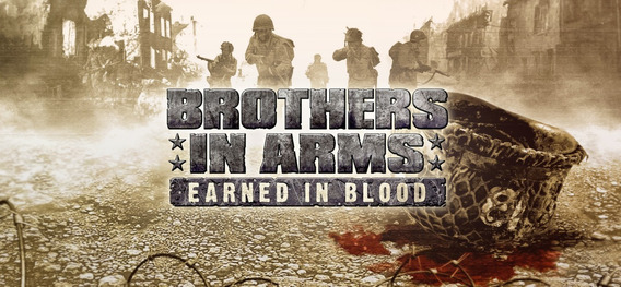 Brothers In Arms Earned In Blood Pc Original Envio Grátis Sg
