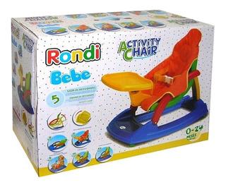 Silla Para Comer Caballito Mecedor Rondi Infantil ($ 1.000 )