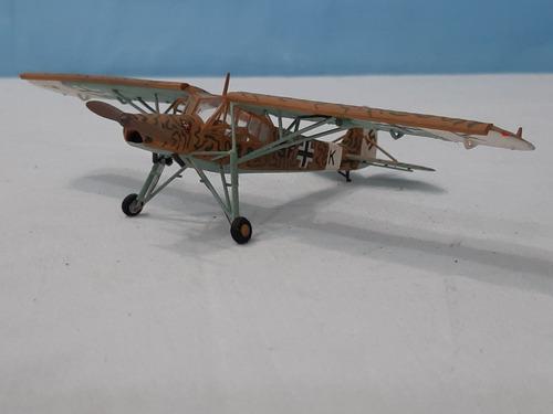 Imagen 1 de 6 de Avion Aleman Tipo Stol, Fieseler Fi-156 Storch