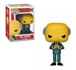 Funko Pop Mr Burns Simpsons #501