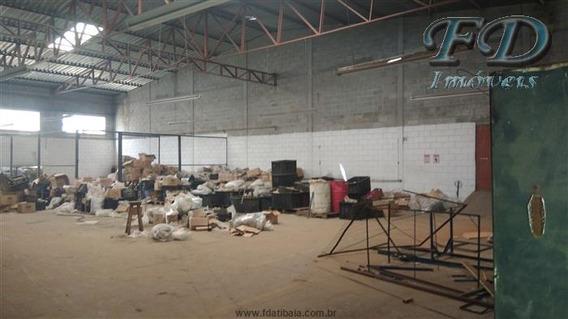 Galpões Industriais Para Alugar Em Mairiporã/sp - Alugue O Seu Galpões Industriais Aqui! - 1402605