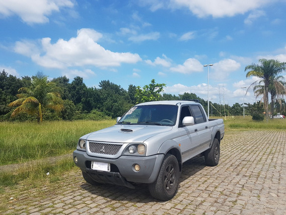 Vendo Pick Up L200 Outdoor Hpe