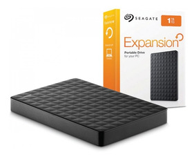 Hd 1tb Externo Seagate Expansion Ps4/xbox ** Frete Grátis **