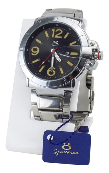 Relógios Masculinos Original Luxo Homem Adulto Aço Garantia