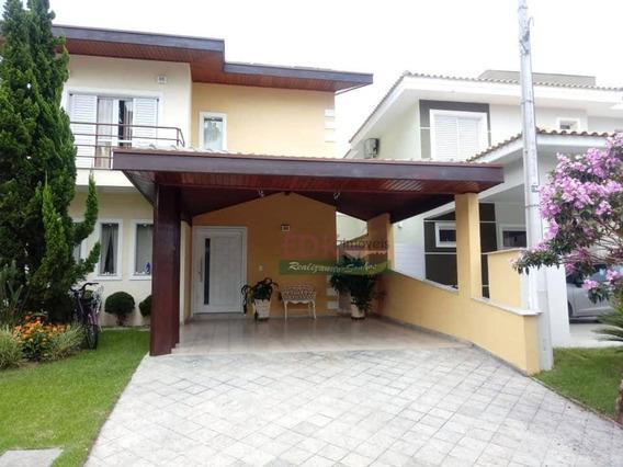 Sobrado Com 4 Dormitórios À Venda, 206 M² Por R$ 750.000 - Caminho Novo - Taubaté/sp - So0612