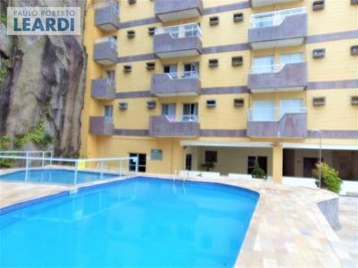 Apartamento Barra Funda - Guarujá - Ref: 520660