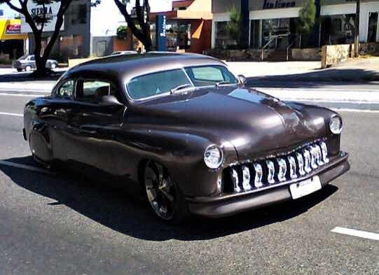 Ford Mercury 1950