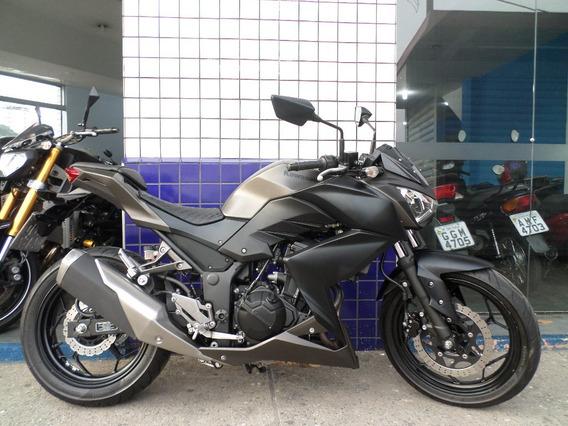 Z 300 Baixo Km !! Unico Dono Linda Moto , Otimo Preço