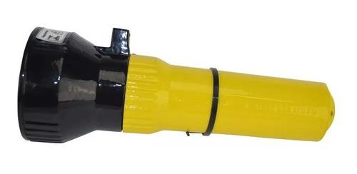 Kit Com 2 Lanternas Anti Explosao + Capacete Brinde