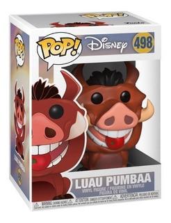 Funko Pop! 498 Luau Pumbaa Disney - Candos Jugueteria