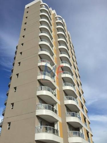 Imagem 1 de 7 de Ref 8714 - Excelente Apartamento Em Condomínio Padrão Para Venda No Bairro Jardim São Bento, 1 Dorm, Sendo 1 Suíte, 1 Vaga, 35 M - 8714