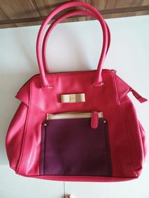 Bolsa Mario Valentino Rosa Pink Original