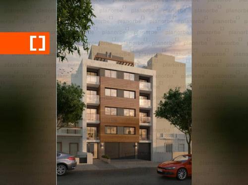 Venta De Apartamento Obra Construcción Monoambiente En Pocitos Nuevo, Brisa Marina 2 Unidad 001