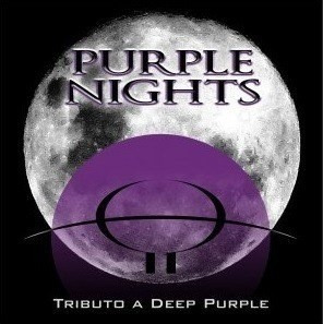 Tributo A Deep Purple - Purple Nights (cd)