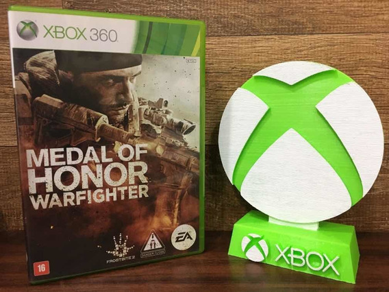 Medal Of Honor Warfigther Xbox 360 Original Mídia Física