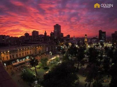 Departamento En Arriendo De 5 Dormitorios En Santiago