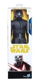 Kylo Ren Muñeco Star Wars Figura 30cm E2380 Hasbro
