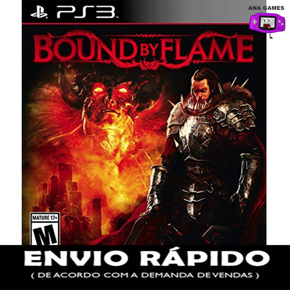 Bound By Flame Ps3 - Jogo Digital