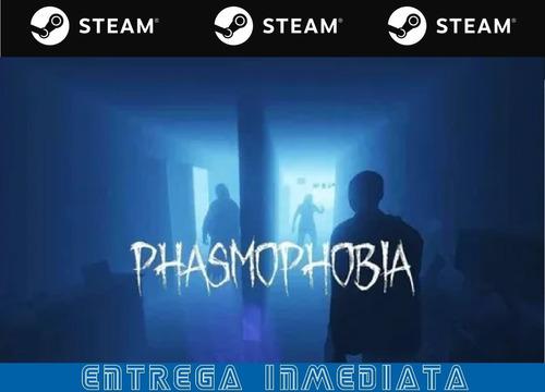 Imagen 1 de 7 de Phasmophobia Steam Original Oferta 2021!!!