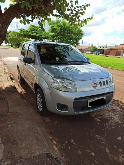 Fiat Uno 1.0 Rua Flex 5p 2014