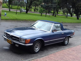 Mercedes Benz Clase Sl 280 (1979)