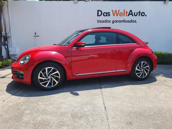 Volkswagen Beetle 2.5 Sound Tiptronic At 2018 (728333 M)