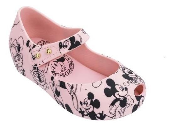 Sapatilha Mickey E Minnie