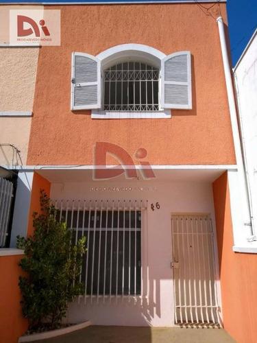 Sobrado Com 3 Dormitórios Para Alugar Por R$ 2.000,00/mês - Centro - Taubaté/sp - So0010