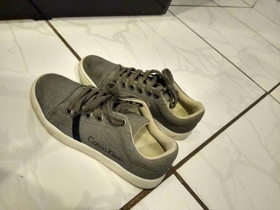 Sapato Calvin Klein E Sandália Nike Menino Original