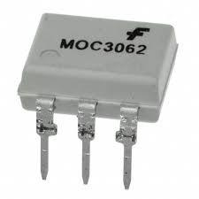 5 Unidades Circuito Integrado Optoacoplador Moc3062