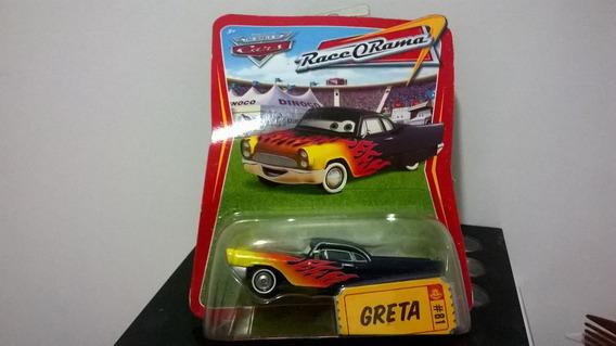 Cars Disney Pixar - Greta (raro)