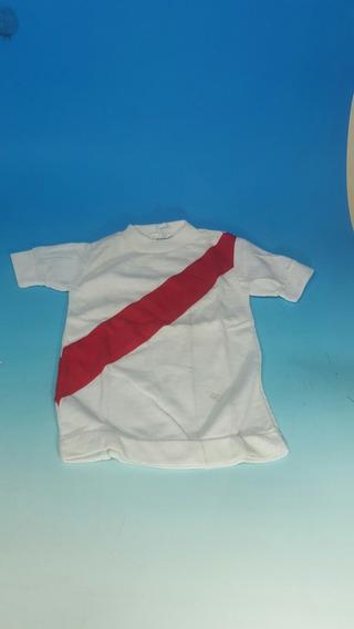 Antigua Camiseta Futbol River-nueva Originales 1960 Pique