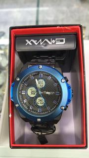 Reloj Gmax Resistente Al Agua