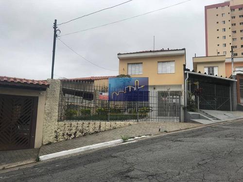 Imagem 1 de 30 de Sobrado Com 3 Dormitórios À Venda, 145 M² Por R$ 850.000,00 - Vila Matilde - São Paulo/sp - So1108