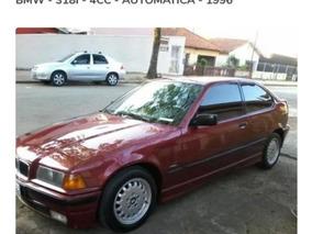 Bmw 318ti Motor 1.9 1996 Vermelho U$ 5.000 Dólares