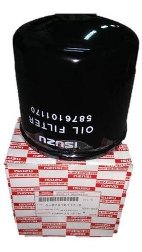 Imagen 1 de 1 de Filtro De Aceite Isuzu