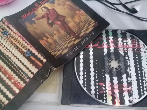 Cd Blood On The Dance Floor Michael Jackson
