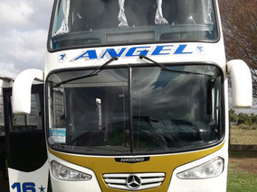 Bus Mercedes O500 Rsd - Niccolo - Año 2012