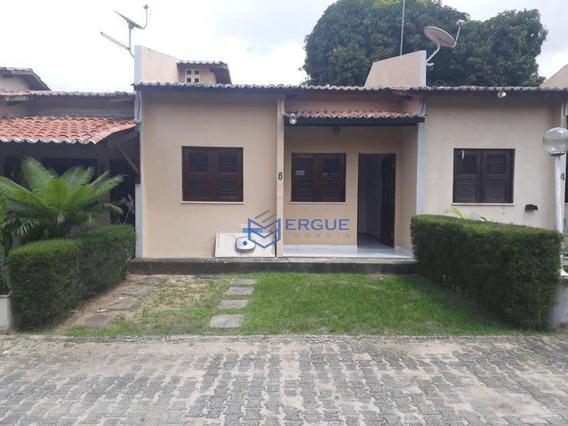 Casa Com 2 Dormitórios Para Alugar, 50 M² Por R$ 750,00/mês - Passaré - Fortaleza/ce - Ca0461