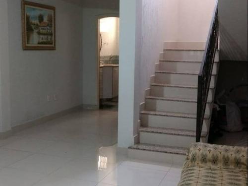 Imagem 1 de 17 de Casa No Jardim Danúbio - V0308