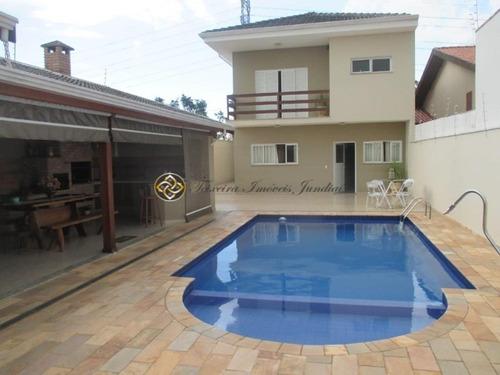 Imagem 1 de 27 de Casa A Venda Em Jundiai - Torres De São Jose - Ca00114 - 69814193