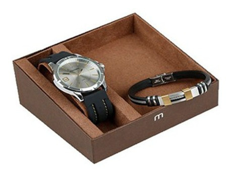 Relógio Mondaime Masculino 99376g0mvni1 | Novo