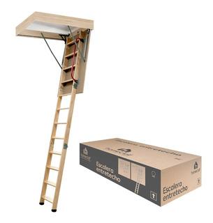 Escalera Ático Mansardas 70x120cm Tu Entretecho Bodega R3595